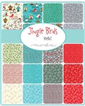 Jingle Birds Fat Quarter Bundle