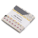 "Chic Neutrals 5"" Charm Squares"