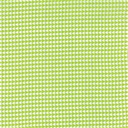 Here Boy Childrens Triangles Lime Yardage