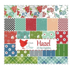 Hazel Fat Eighth Bundle