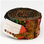 Sticks and Stones Batiks Jelly Roll