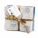 Blue Barn Fat Quarter Batik
