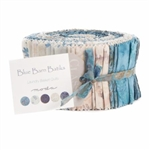 Blue Barn Batiks Jelly Roll