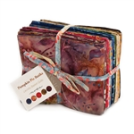 Pumpkin Pie Batiks Fat Quarter Bundle