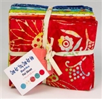 One for You One for Me BATIKS Fat Quarter Bundle