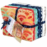Sunday Drive Batiks Fat Quarter Bundle