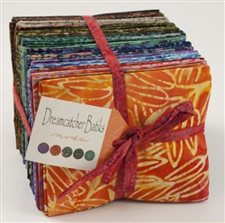 Dreamcatcher Batiks Fat Quarter Bundle