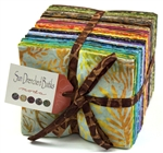 Sun Drenched BATIKS Fat Quarter Bundle