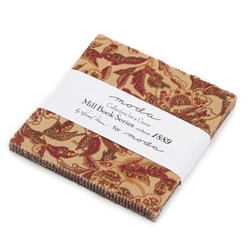 Mill Book Series Circa 1889 Collections for a Cause 5' Charm Pack, 46220pp