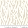 Savannah Stone Zebra Stripe Yardage SKU# 48222-13 Savannah by Gingiber for Moda Fabrics