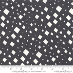 Savannah Charcoal Diamonds Yardage SKU# 48223-15 Savannah by Gingiber for Moda Fabrics