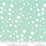 Savannah Aqua Diamonds Yardage SKU# 48223-16 Savannah by Gingiber for Moda Fabrics