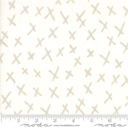 Savannah Stone X-Marks Yardage SKU# 48224-11 Savannah by Gingiber for Moda Fabrics