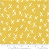 Savannah Citrine X-Marks Yardage SKU# 48224-18 Savannah by Gingiber for Moda Fabrics