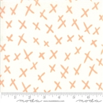 Savannah Honeydew X-Marks Yardage SKU# 48224-21 Savannah by Gingiber for Moda Fabrics