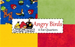 Angry Birds Fat Quarter Bundle