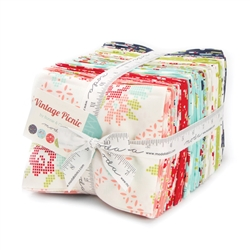 Vintage Picnic Fat Quarter Bundle