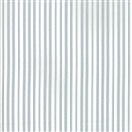 Vintage Holiday Silver Metallic Bias Candy Stripe 55168-18M