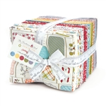 The Treehouse Club Fat Quarter