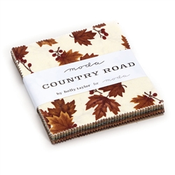 Country Road Charm Pack