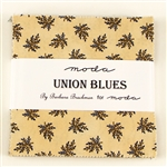 "Union Blues 5"" Charm Squares"