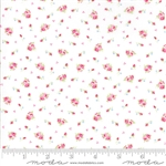 First Romance Sugar Plum Corsage Yardage  SKU# 8401-11 First Romance by Kristyne Czepuryk for Moda Fabrics