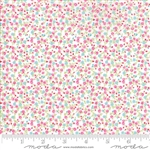 First Romance Sugar Plum Sweetheart Yardage  SKU# 8402-11 First Romance by Kristyne Czepuryk for Moda Fabrics