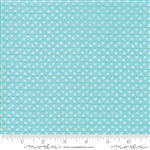 First Romance Blue Eyes He Loves Me Yardage  SKU# 8403-17 First Romance by Kristyne Czepuryk for Moda Fabrics
