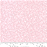 First Romance Pale Sweet Pea Single Stem Yardage  SKU# 8405-18 First Romance by Kristyne Czepuryk for Moda Fabrics