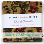 "Token of Friendship 5"" Charm Squares"