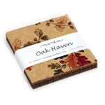 Oak Haven Charm Pack 5""