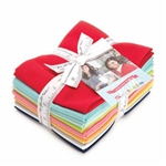 Modern Bella Solids Basics Fat Quarter Bundle