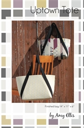 Uptown Tote Pattern