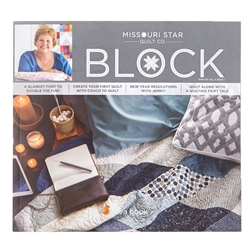 BLOCK Magazine Winter 2017 Vol. 4 Issue 1