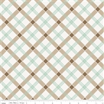 Apple Farm Plaid Brown