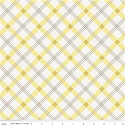 Apple Farm Plaid Yellow