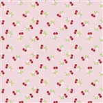 Sew Cherry 2 Cherry Pink - C5804-Pink by Lori Holt of A Bee in My Bonnet