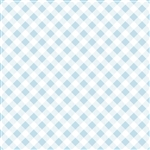 Sew Cherry 2 Gingham Aqua C5808-Aqua by Lori Holt of A Bee in My Bonnet