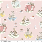 Bunnies and Cream Main Pink