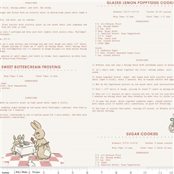 Bunnies and Cream Recipes Pink