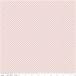 Bunnies and Cream Gingham Pink