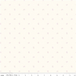 Bee Backgrounds Pink Yardage