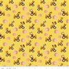 Harmony Farm Harmony Happy Harvester Yellow SKU# C6692-Yellow by Shawn Wallace for Riley Blake