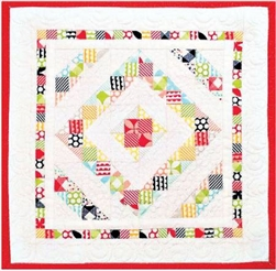 Cat's Cradle Tool and Around the Square Mini Quilt