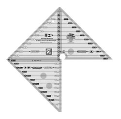Creative Grids Multi Size Triangle 45 and 90 degrees