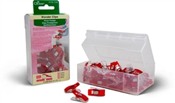 Clover Wonder Clips 50 count