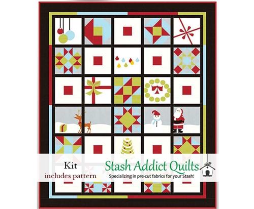 Meets Modern Quilt Kit