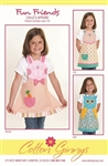 Cotton Ginnys Fun Friends Child's Aprons