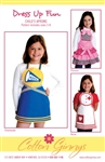 Cotton Ginnys Dress Up Fun Child's Aprons
