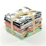 Sew Charming Fat Quarter Bundle
